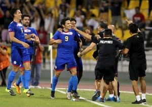 Filipina national fc soccer team 2019