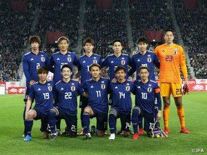Jepang Fc Soccer Team 2019