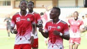 KENYA NATIONAL FC SOCCER TEAM 2019