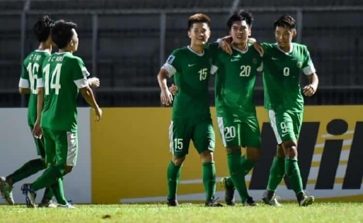 MAKAU NATIONAL FC SOCCER TEAM 2019