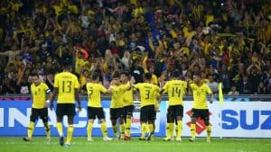 MALAYSIA NATIONAL FC SOCCER TEAM 2019
