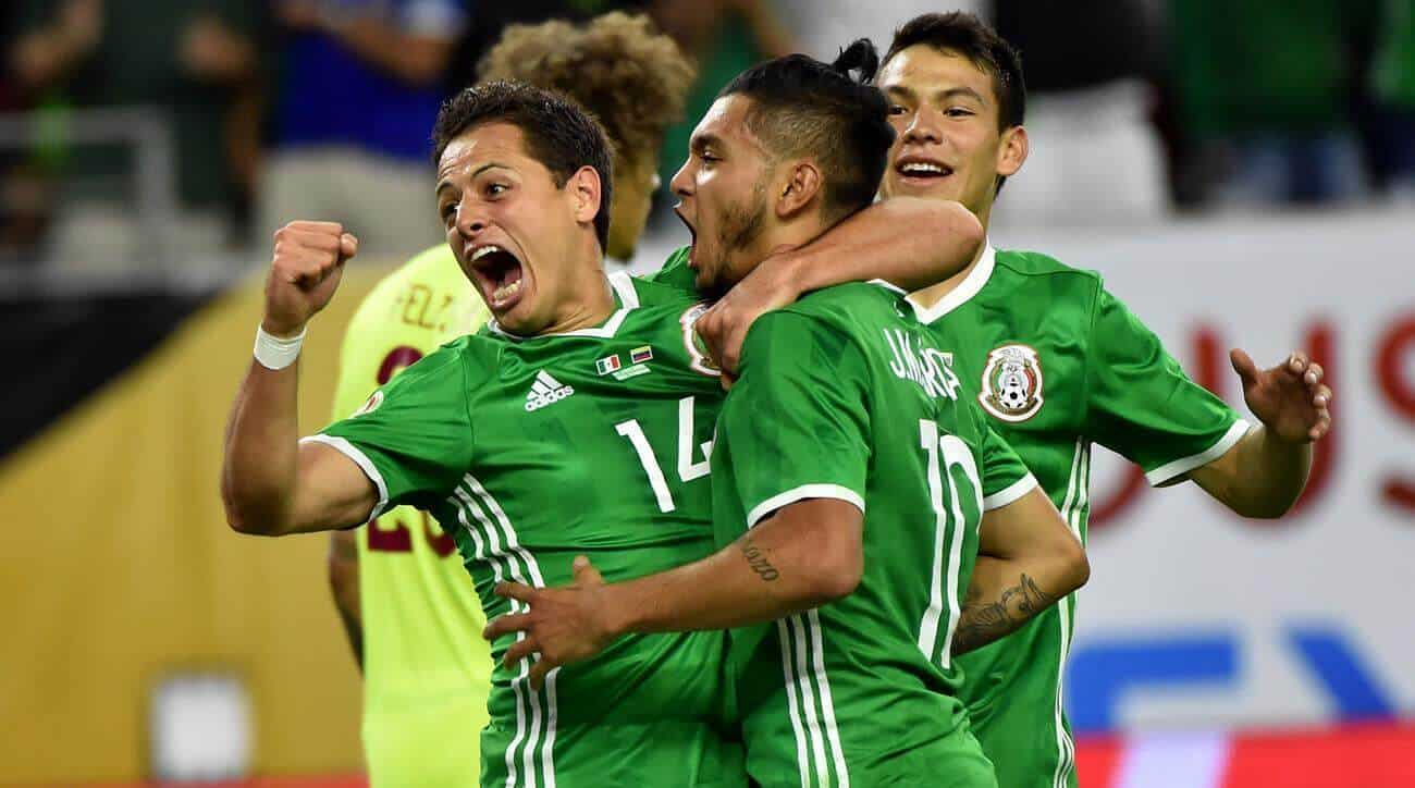 MEKSIKO NATIONAL FC SOCCER TEAM 2019