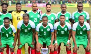 Madagaskar FC Team