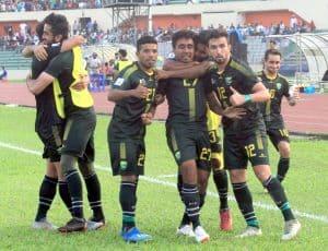 PAKISTAN NATIONAL FC SOCCER TEAM 2019