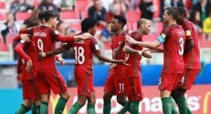 PORTUGAL NATIONAL FC SOCCER TEAM 2019