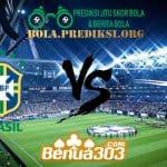 Prediksi Skor Brasil Vs Honduras 10 Juni 2019