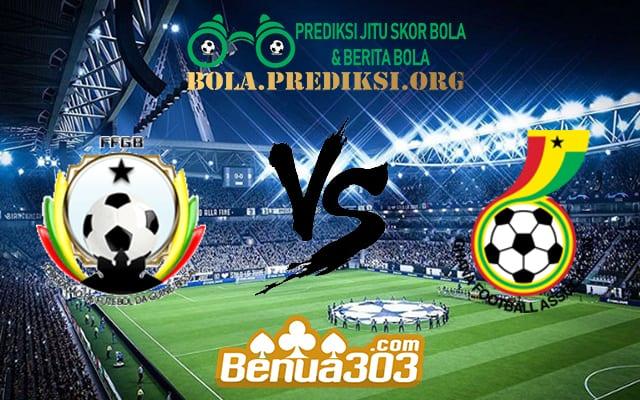 Prediksi Skor Guinea-Bissau Vs Ghana 2 Juli 2019