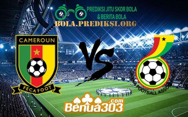 Prediksi Skor Kamerun Vs Ghana 30 Juni 2019
