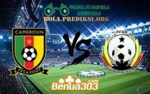 Prediksi Skor Kamerun Vs Guinea - Bissau 26 Juni 2019