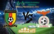 Prediksi Skor Kamerun Vs Zambia 9 Juni 2019