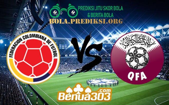 Prediksi Skor Kolombia Vs Qatar 20 Juni 2019