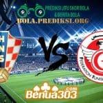 Prediksi Skor Kroasia Vs Tunisia 12 Juni 2019