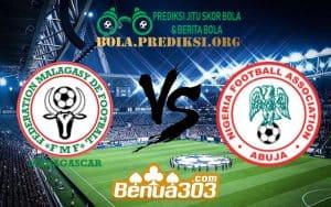 Prediksi Skor Madagaskar Vs Nigeria 30 Juni 2019