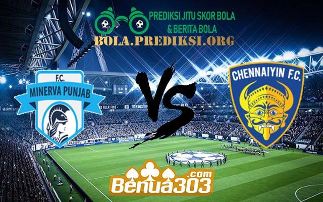 Prediksi Skor Minerva Punjab Vs Chennaiyin 19 Juni 2019