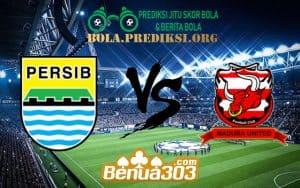 Prediksi Skor Persib Vs Madura United 15 Juni 2019
