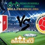 Prediksi Skor Peru Vs Kolombia 10 Juni 2019