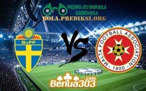 Prediksi Skor Swedia Vs Malta 8 Juni 2019