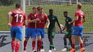REPUBLIK CEKO NATIONAL FC SOCCER TEAM 2019