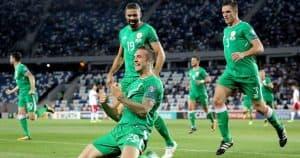 REPUBLIK IRLANDIA FC NATIONAL SOCCER TEAM 2019