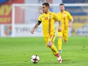 RUMANIA NATIONAL FC SOCCER TEAM 2019