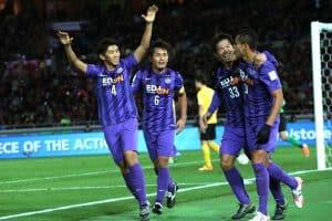 SANFRECCE HIROSHIMA FC SOCCER TEAM 2019