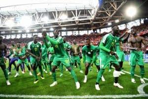 SENEGAL NATIONAL FC SOCCER TEAM 2019