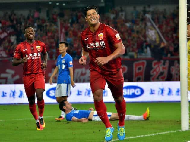 SHANGHAI SIPG FC SOCCER TEAM 2019