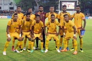 SRI LANKA NATIONAL FC SOCCER TEAM 2019