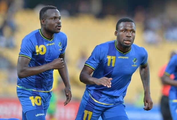 TANZANIA NATIONAL FC SOCCER TEAM 2019