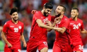 TIM SEPAK BOLA NASIONAL TUNISIA