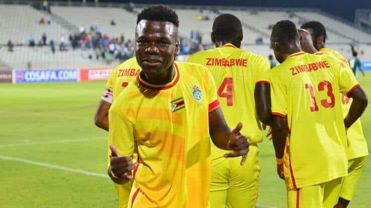 TIM SEPAK BOLA NASIONAL ZIMBABWE 2019