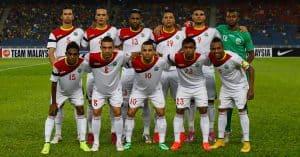 TIMOR LESTE NATIONAL FC SOCCER TEAM 2019