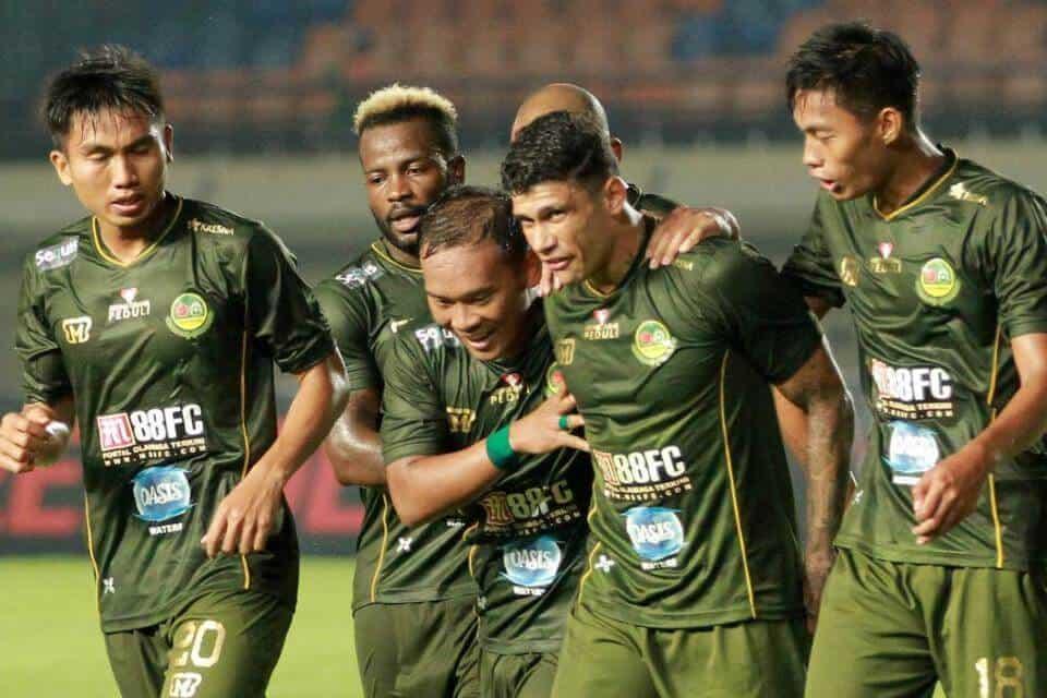 TIRA-Persikabo fc team