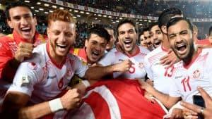 Tunisia national fc soccer team 2019