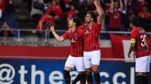 URAWA REDS FC SOCCER TEAM 2019