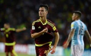Venezuela FC Soccer Team 2019