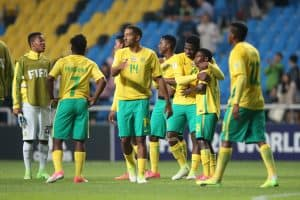 Afrika Selatan FC Team