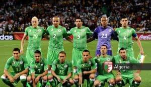 algeria fc team