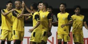 bhayangkara fc team