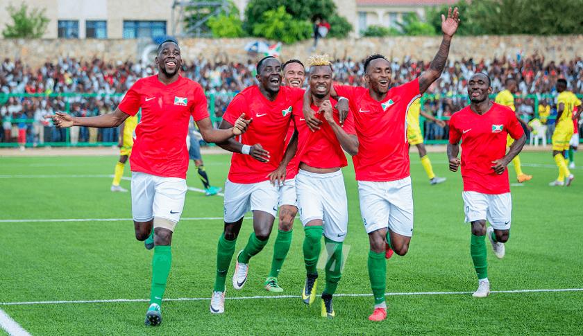 burundi fc team