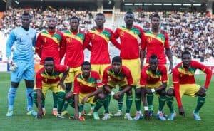 guinea fc team