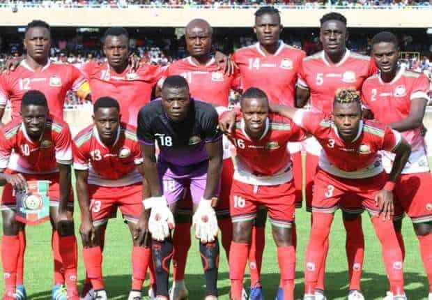 kenya fc team