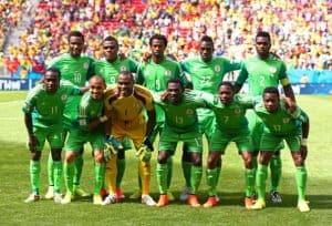 nigeria fc team