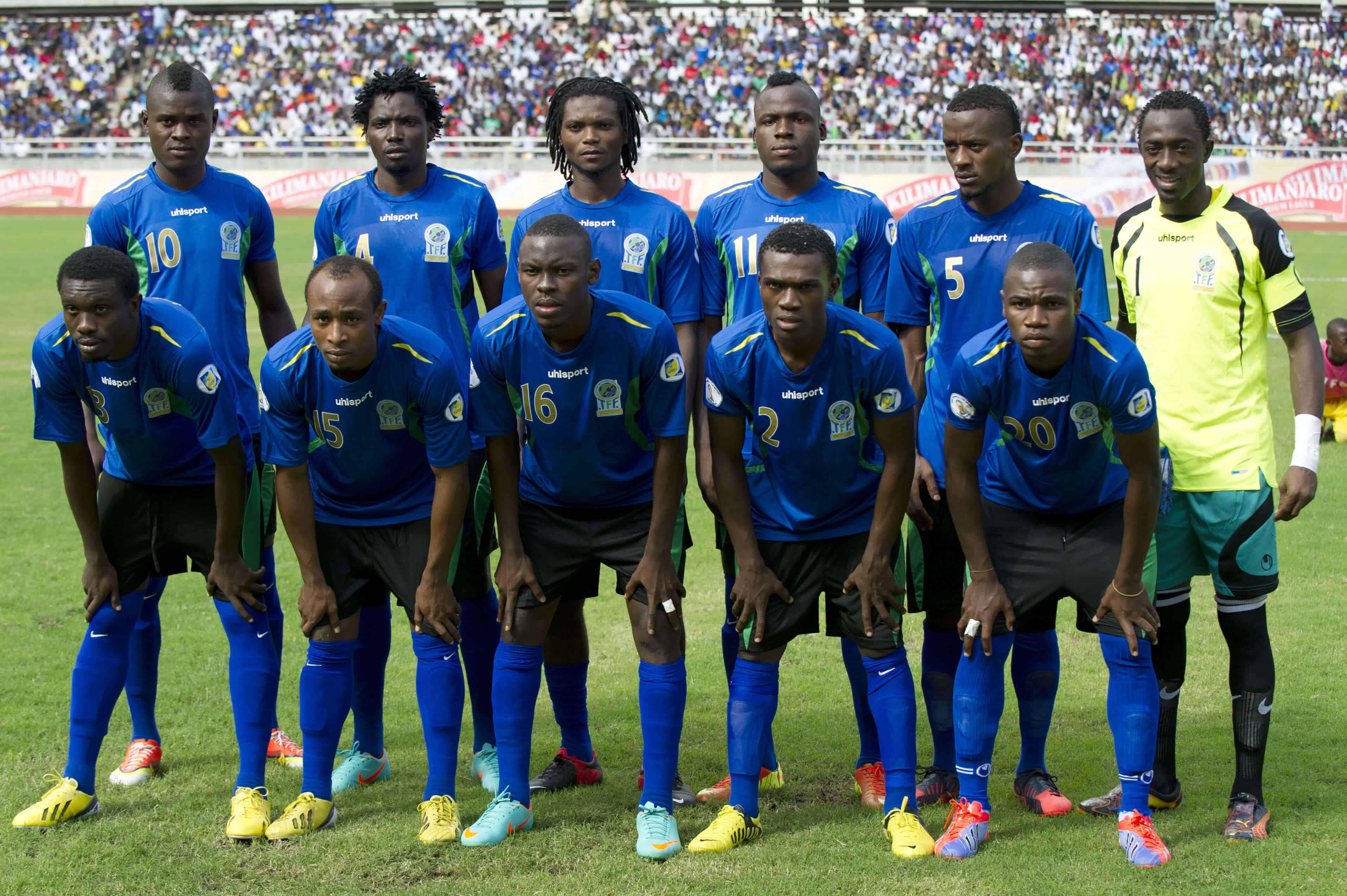 tanzania fc team