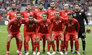 Tunisia FC Team
