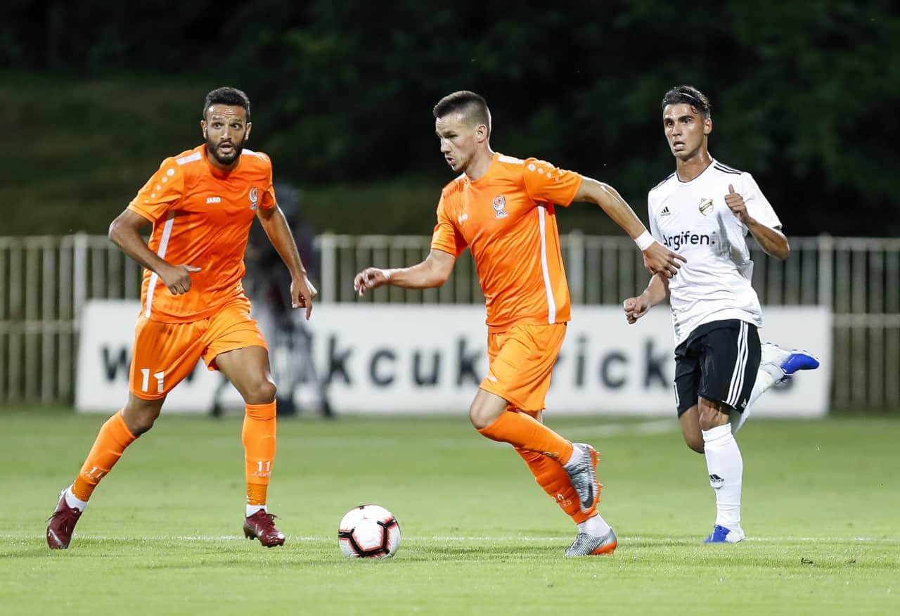FK Cukaricki Team