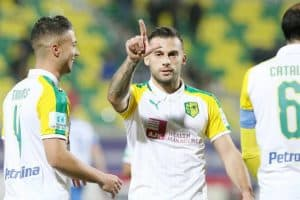 AEK Larnaca fc team