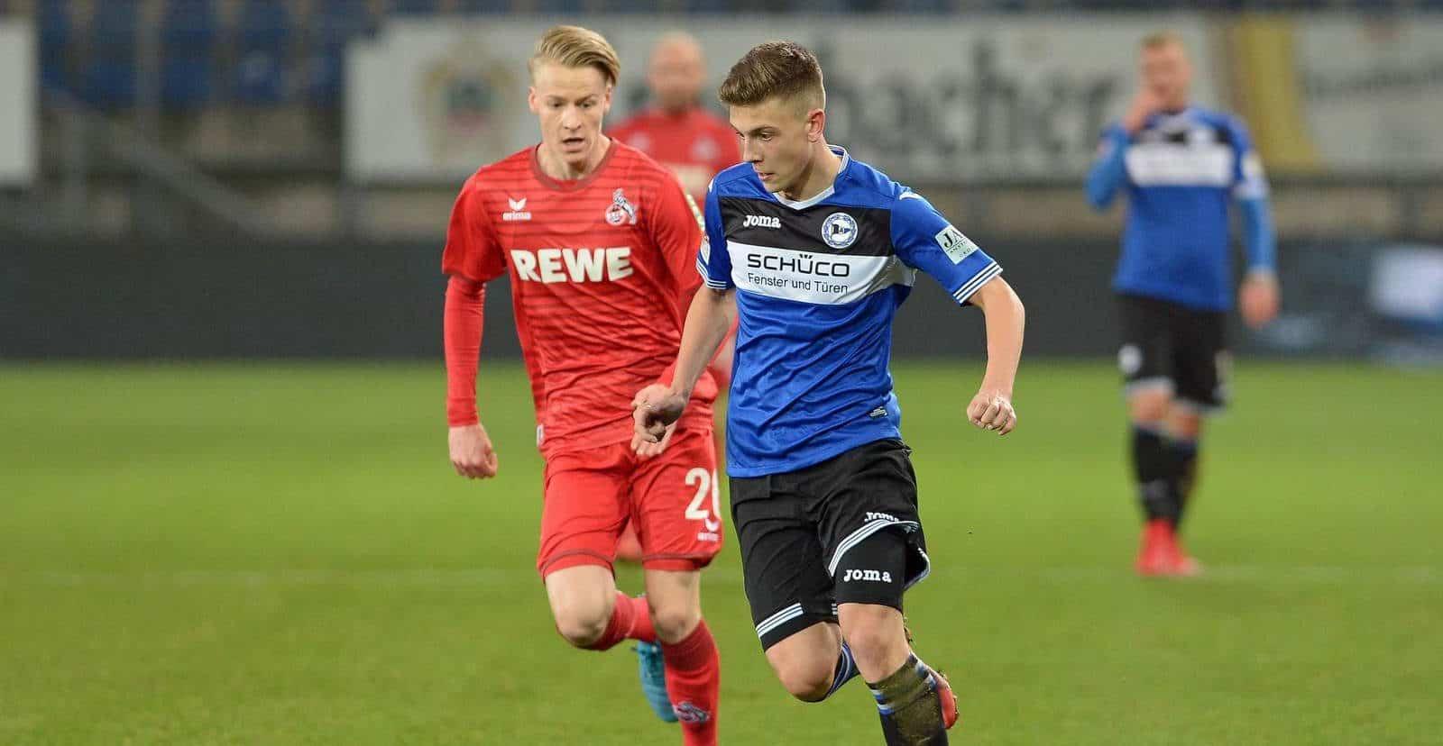 Arminia Bielefeld fc team
