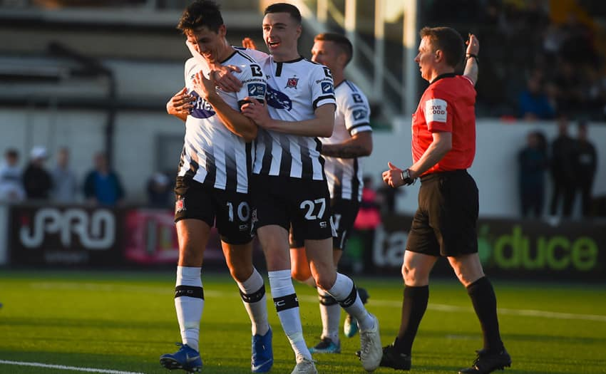 Dundalk v Waterford - SSE Airtricity League Premier Division