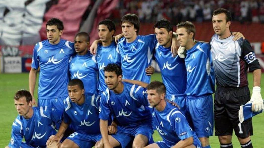 Levski Sofia fc team